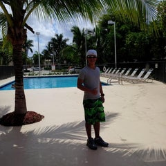 Photo taken at Best Western Plus Kendall Hotel & Suites by Carolay D. on 7/6/2013