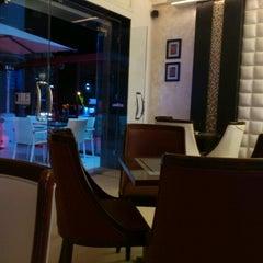 Photo taken at Mozart Café by Nabli R. on 1/10/2013