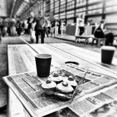 Photo taken at Eveleigh Market by jaddan b. on 4/6/2013