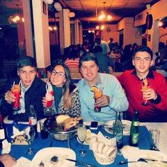 Photo taken at Restaurant 4 Puntos by Diego Ignacio R. on 6/13/2013