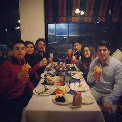 Photo taken at Restaurant 4 Puntos by Diego Ignacio R. on 6/10/2013