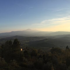 Photo taken at Pienza by Ifigenia S. on 11/12/2015