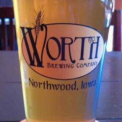 Photo taken at Worth Brewing Company by BuckyBadgerGuy on 9/22/2013
