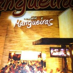 Photo taken at Cervejaria Mangueira by Fabiola C. on 10/26/2012