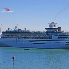 Photo taken at Port Of Miami - Carnival Cruise by JnE E. on 11/17/2015