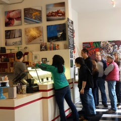 Photo taken at Humphry Slocombe by Sudeep C. on 2/15/2014
