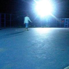 Photo taken at Gelanggang Futsal (F) Lepar Hilir 3 by Arish M. on 4/22/2013