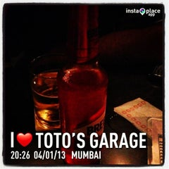 Photo taken at Toto's Garage by Megha G. on 1/4/2013