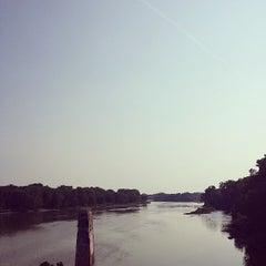 Photo taken at Conant Street Bridge by Travel M. on 6/24/2013