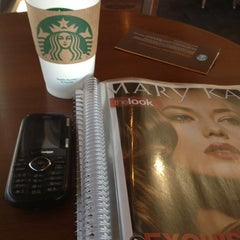 Photo taken at Starbucks by Kelly S. on 1/21/2013