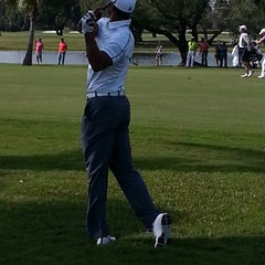 Photo taken at Trump National Doral Miami by Harvey S. on 3/11/2013