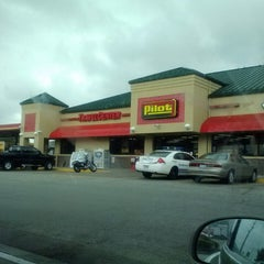 Photo taken at Pilot Travel Center by Julie S. on 7/1/2013