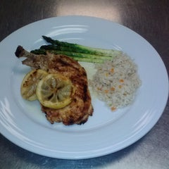 Photo taken at Le Cordon Bleu College of Culinary Arts in Las Vegas by Julie S. on 4/25/2013