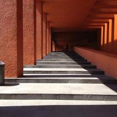 Photo taken at Centro Nacional de las Artes by Elizabeth on 2/3/2013