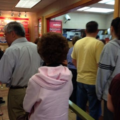 Photo taken at Wendy's by David F. on 5/31/2014