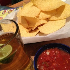 Photo taken at On The Border Mexican Grill & Cantina by Batman on 12/29/2012