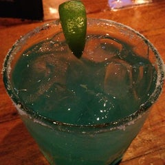 Photo taken at Blue Agave Mexican Bar by Debora M. on 12/29/2012
