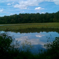 Photo taken at Historic Smithville Park by Jade G. on 9/20/2012