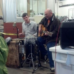 Photo taken at Oakshire Brewing by Alysa B. on 4/13/2013