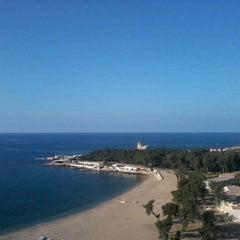 Photo taken at Sheraton Montazah Hotel by Mina M. on 11/7/2012