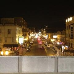 Photo taken at CTA - Belmont by jose alfredo v. on 1/12/2013