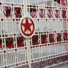 Photo taken at Iskandharu School by Abdulla A. on 11/9/2012
