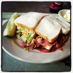 Photo taken at Miracle Mile Delicatessen by Syd H. on 12/6/2012
