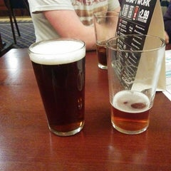 Photo taken at The Hope Tap (Wetherspoon) by Gem J. on 10/22/2014