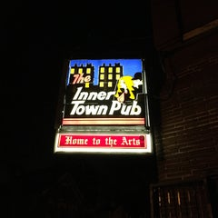 Photo taken at Innertown Pub by Charlie F. on 3/26/2016