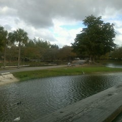 Photo taken at Amelia Earhart Park by Lydia H. on 1/30/2013