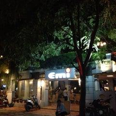 Photo taken at Cafe Emi by Hà Vũ .. on 10/7/2012