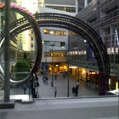 Photo taken at World Square Shopping Centre by Lya V. on 11/2/2012