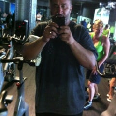 Photo taken at 24 Hour Fitness by Tom J. on 1/19/2013