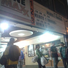 Photo taken at Cinemaxx by Mariele X. on 5/28/2013