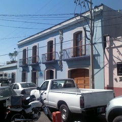 Photo taken at Noticias Voz e Imagen de Oaxaca by Varo M. on 11/12/2012