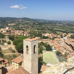 Photo taken at Torre Grossa by Andy K. on 8/30/2015