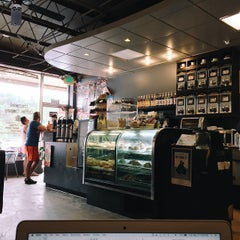 Photo taken at Crestwood Coffee Co. by Taylor G. on 5/12/2015