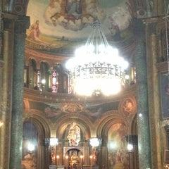 Photo taken at Paróquia Nossa Senhora da Consolação by Edcarlos B. on 12/20/2012