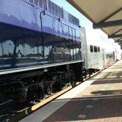 Photo taken at Richland Hills Station (TRE) by Rob G. on 10/29/2012