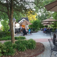 Photo taken at Roost at Fearrington by Mark H. on 9/14/2013