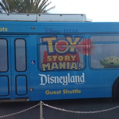 Photo taken at Toy Story Parking Lot by Lena A. on 3/9/2013