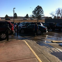 Photo taken at The Wave car care center by Michael L. on 1/19/2013