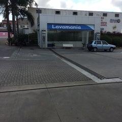 Photo taken at Auto Posto Aeroporto by Adriano R. on 4/22/2014