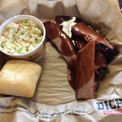 Photo taken at Dickey's Barbecue Pit by David L. on 5/29/2014