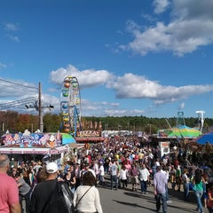 Photo taken at Deerfield Fair by Nick E. on 9/28/2013