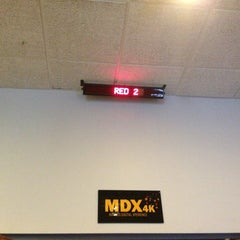 Photo taken at Marcus South Pointe Cinema by Jamie O. on 7/22/2013