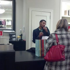 Photo taken at Banana Republic by Cee M. on 12/29/2013