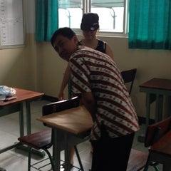 Photo taken at SMA Kristen Kalam Kudus by Untung T. on 5/17/2014