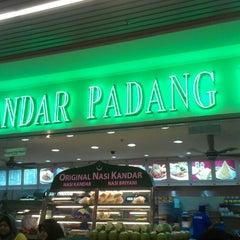 Photo taken at Nasi Kandar Padang Kota by Arvind R. on 5/19/2013