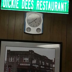 Photo taken at Dickie Dee's by Eva S. on 10/27/2012